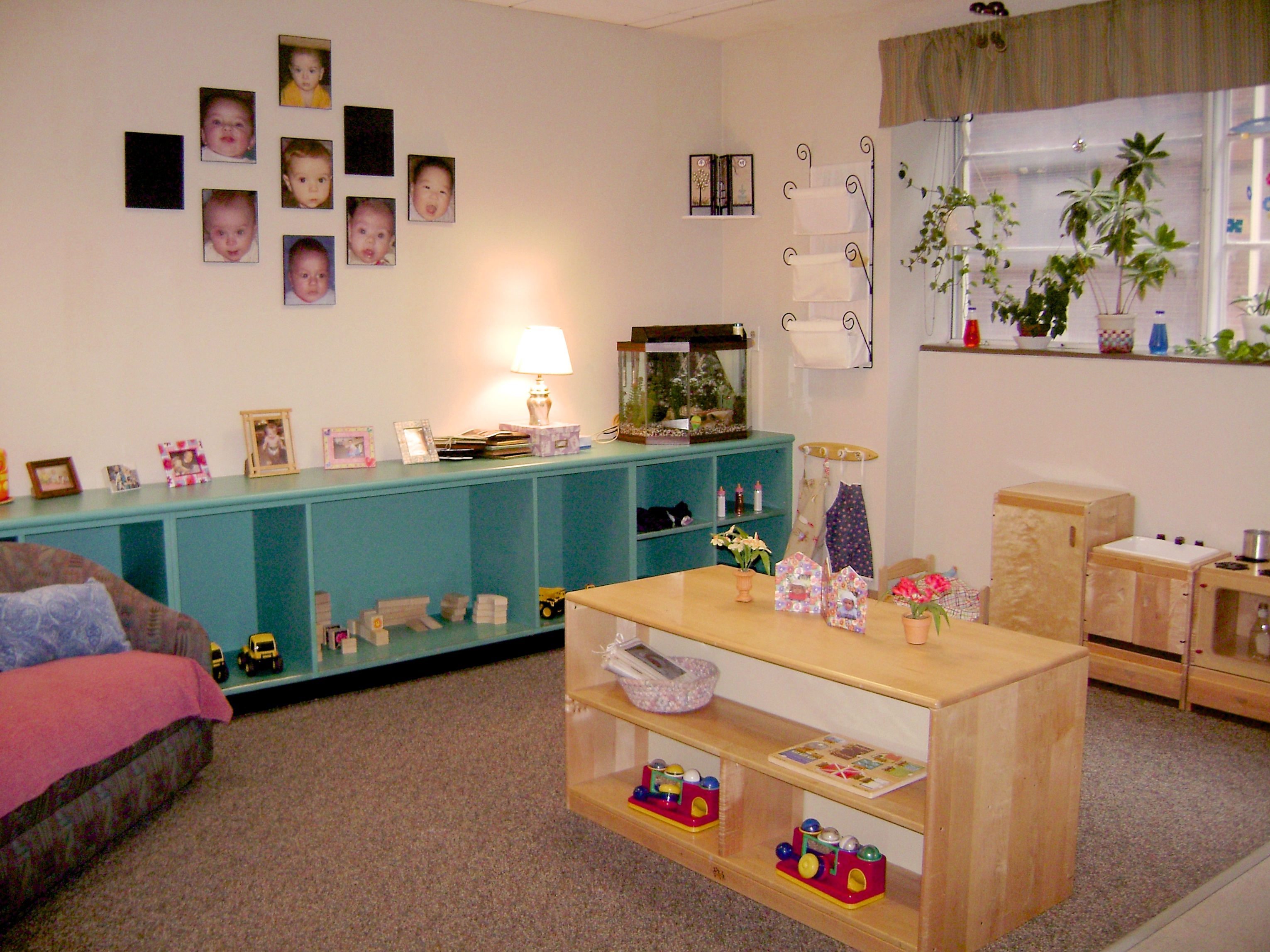 Classroom Design In Early Childhood ~ Spaces and places the basics of designing infant