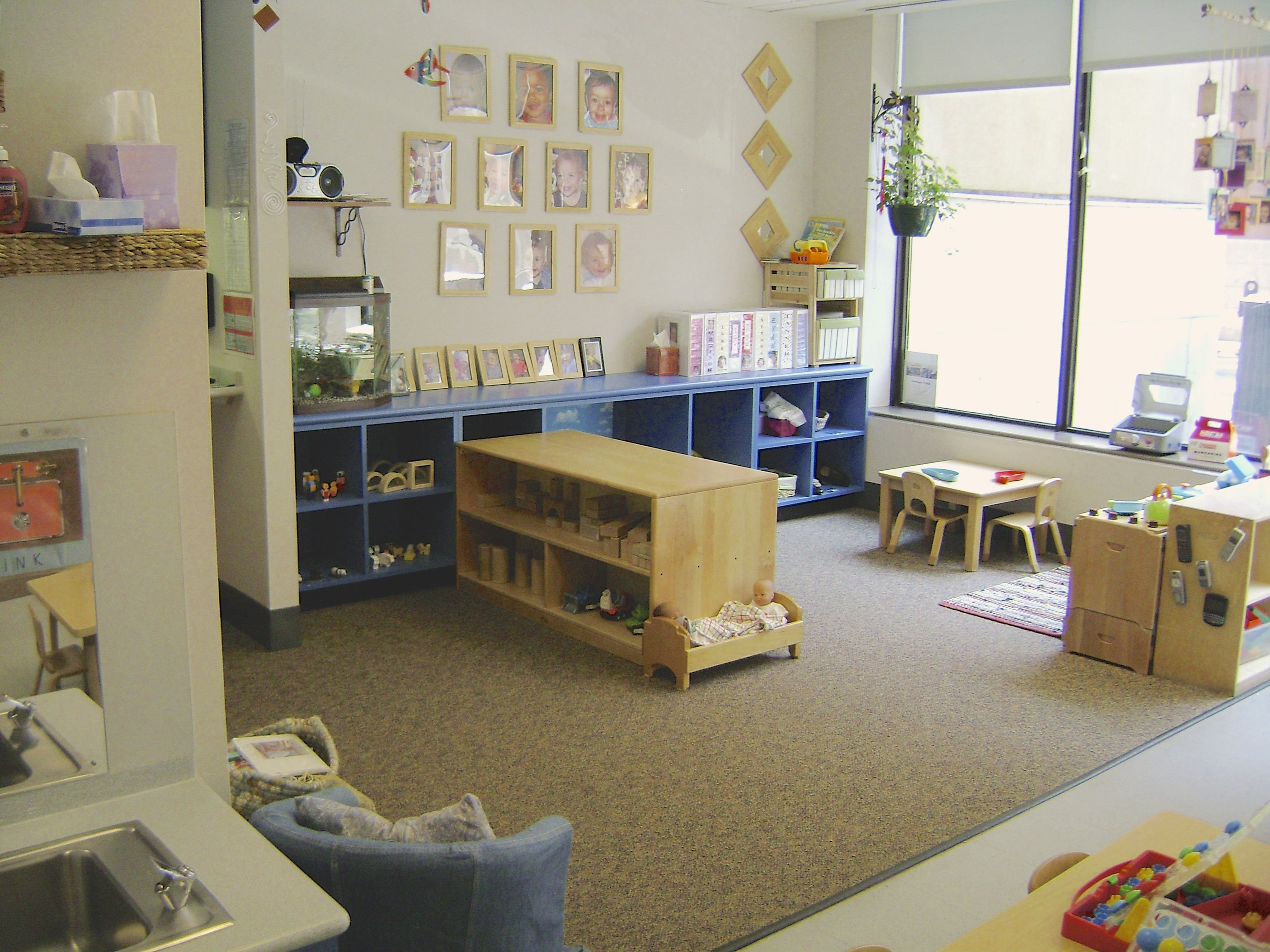 Classroom Design For Toddlers ~ Spaces and places the basics of designing infant