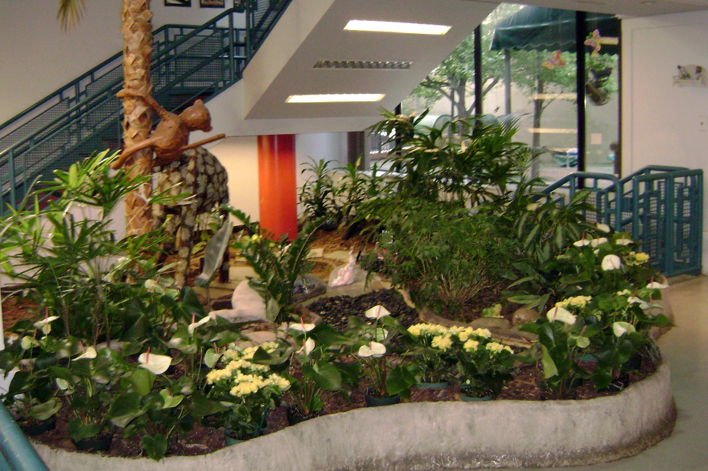 JHCCC Lobby Area